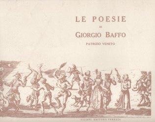 Le Poesie di Giorgio Baffo patrizio veneto