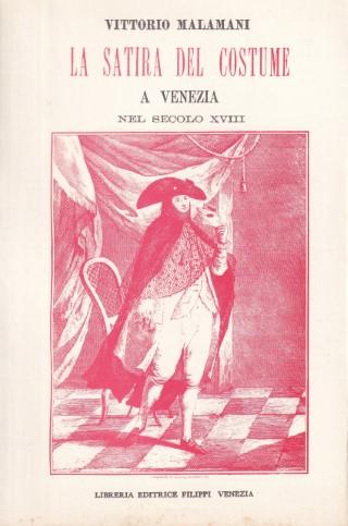 La satira del costume a Venezia nel secolo XVIII