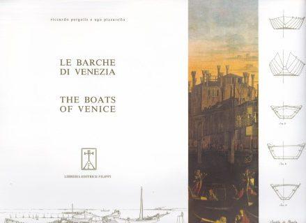 Le Barche di Venezia - The Boats of Venice
