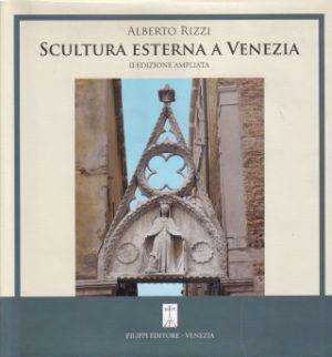 Scultura esterna a Venezia