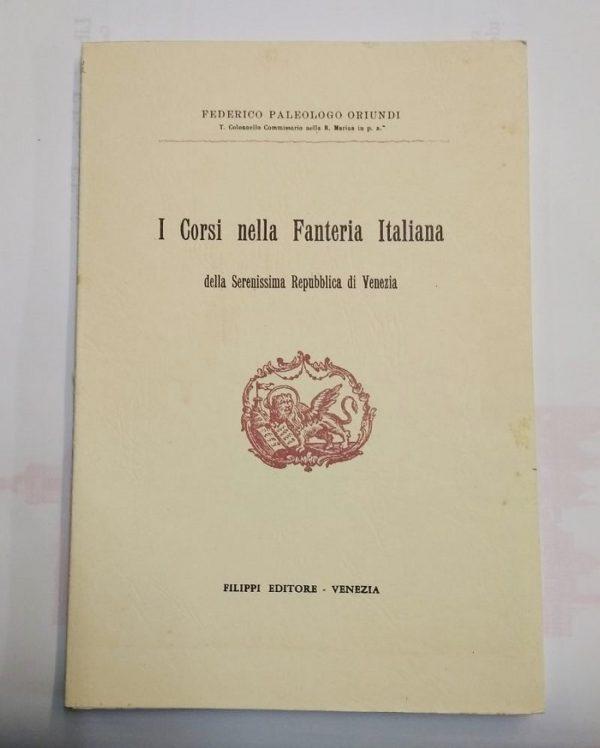 I corsi nella fanteria italiana